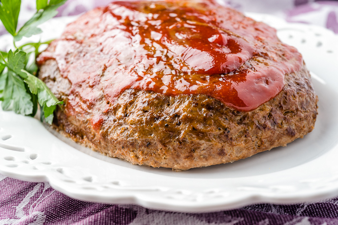 Slow Cooker Classic Meatloaf from Everyday Good Thinking, the official ...
