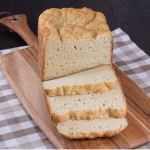 Gluten-free whole-grain bread from @hamiltonbeach