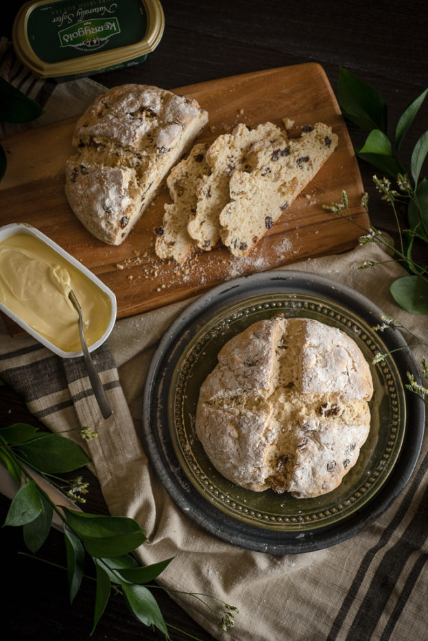 Irish Soda Bread from Everyday Good Thinking by @hamiltonbeach