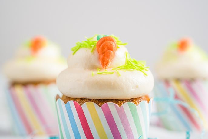 Carrot Cake Cupcakes from Everyday Good Thinking by @hamiltonbeach