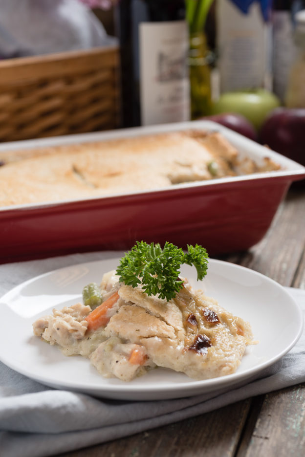 Chicken Pot Pie from Everyday Good Thinking by @hamiltonbeach