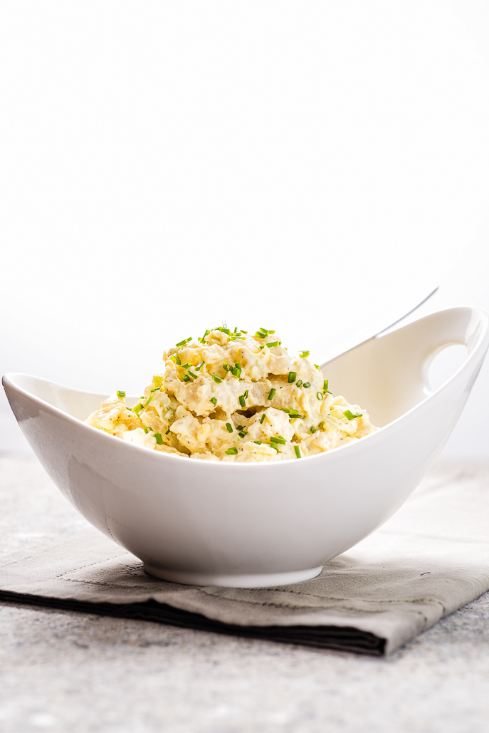Classic Potato Salad with Variations from Everyday Good Thinking by @hamiltonbeach