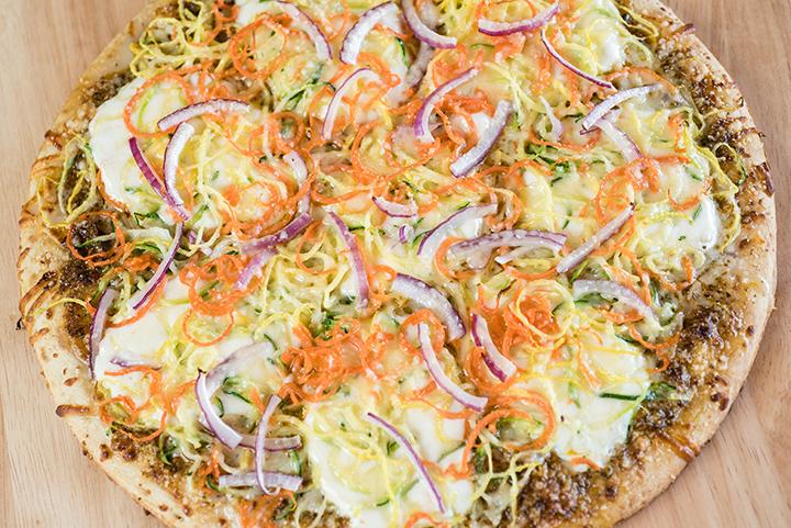 Spiralizer-Veggie-and-Sun-Dried-Tomato-Pesto-Pizza-2